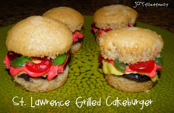 st lawrence cakeburger