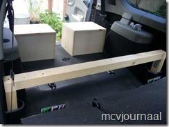 Dacia Logan MCV Camper 13