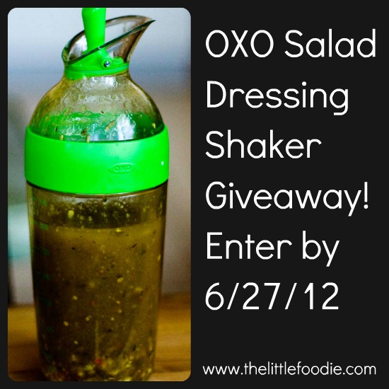 oxo giveaway