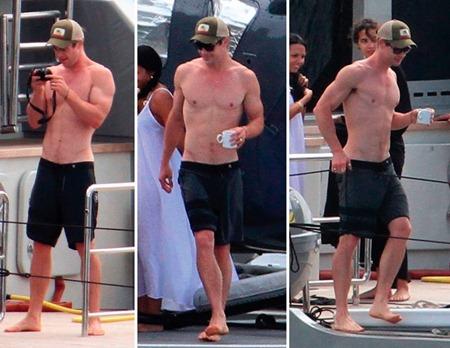 chris hemsworth shirtless 1