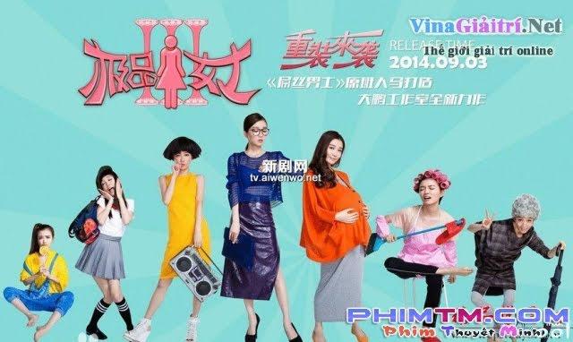Xem Phim Quý Cô Cực Phẩm Phần 1 - Wonder Lady Season 1 - phimtm.com - Ảnh 1