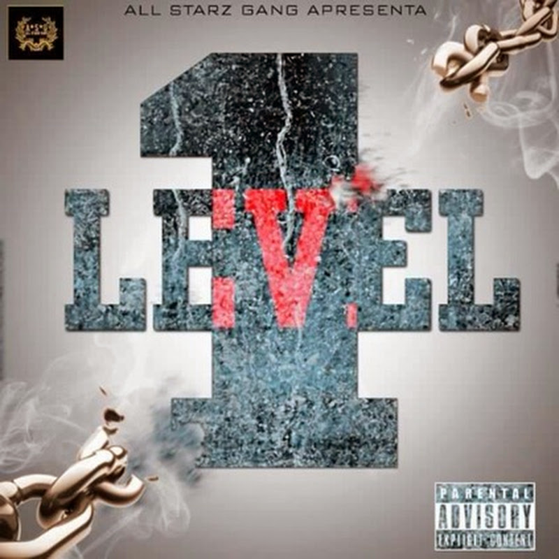 All Starz Gang–Mixtape: Level 1 (2k14) [Download]