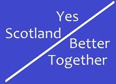 Batalha electorala d'Escòcia setembre 2014