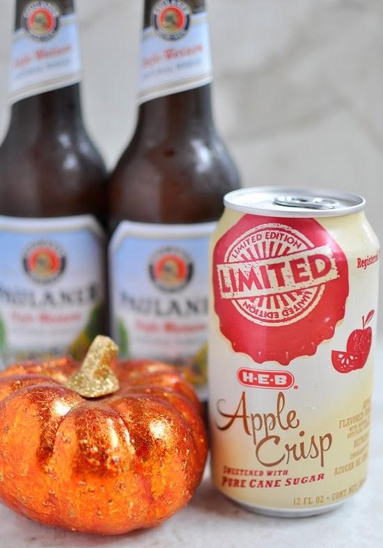 Fall Apple Shandy Recipe