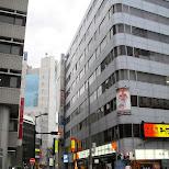downtown shizuoka in Shizuoka, Sizuoka (Shizuoka) , Japan