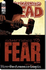 The Walking Dead #99