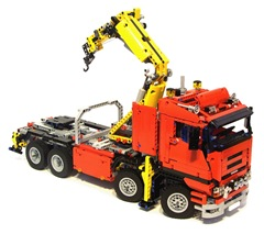 Lego-8258-Truck-Review-Closed