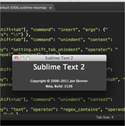 Atajos de teclado para ser un ninja master en Sublime Text