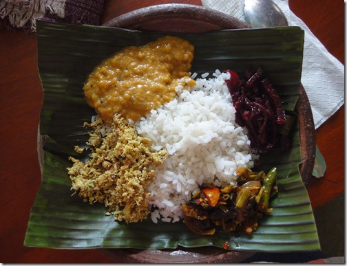 Sulla via di Kandy