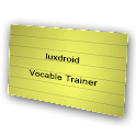 Vocabulary Flashcard Box Pro icon