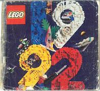 Русский каталог LEGO за 1992 год