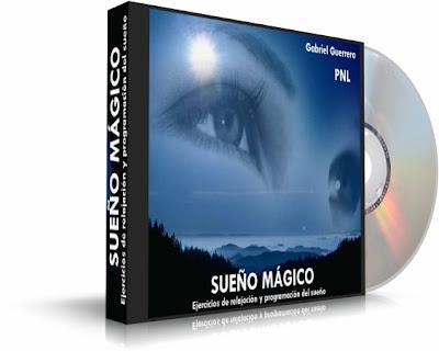 SUEÑO MÁGICO, Gabriel Guerrero [ Audiolibro ] – Ejercicios de relajación y programación del sueño para incrementar tu creatividad y descansar mejor