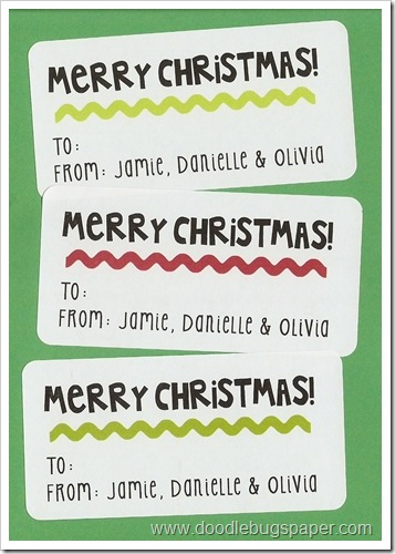 christmassquigglestickers