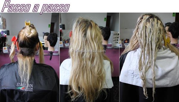 como arrumar a cor de cabelo