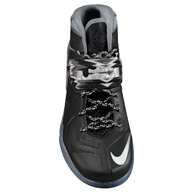 nike zoom soldier 7 gr black grey 1 03 eastbay LEBRONs Nike Zoom Soldier VII $135 Pack Available at Eastbay