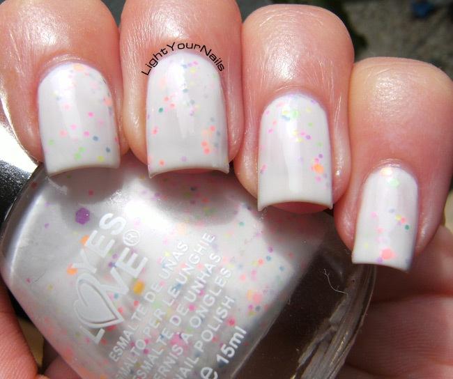 Yes Love Neon Glitter G1-5
