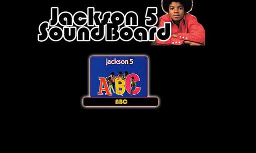 Jackson 5 SoundBoard
