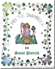 Pin the Shamrock