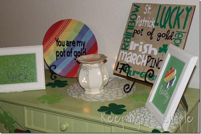 St. Patrick's Decor (3)