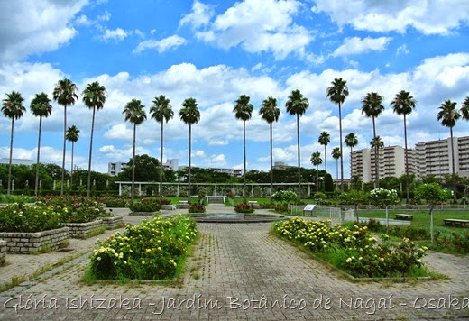 0112 - Glória Ishizaka - Jardim Botânico Nagai - Osaka