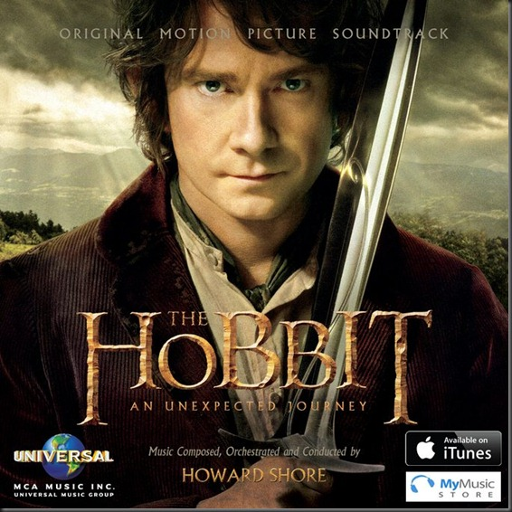 The Hobbit OST_logos