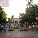 Praça central - Granada - Nicarágua