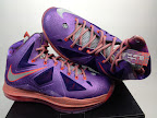 nike lebron 10 gr allstar galaxy 6 06 Release Reminder: Nike LeBron X All Star Limited Edition