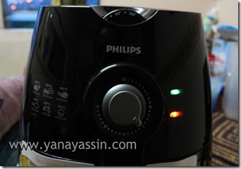 Philips Viva Collection Airfryer HD9225  109