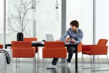Imagen Inspiración para tu casa:  BO Concept 2011