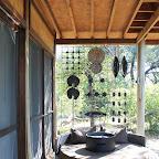 Xudum Lodge, Sitzecke auf der Terrasse © Foto: Ulrike Pârvu | Outback Africa Erlebnisreisen