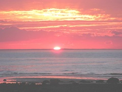 Corporation Beach sunset photo1...1.8.19.12