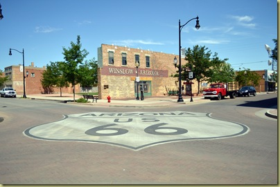 Route 66 Corner