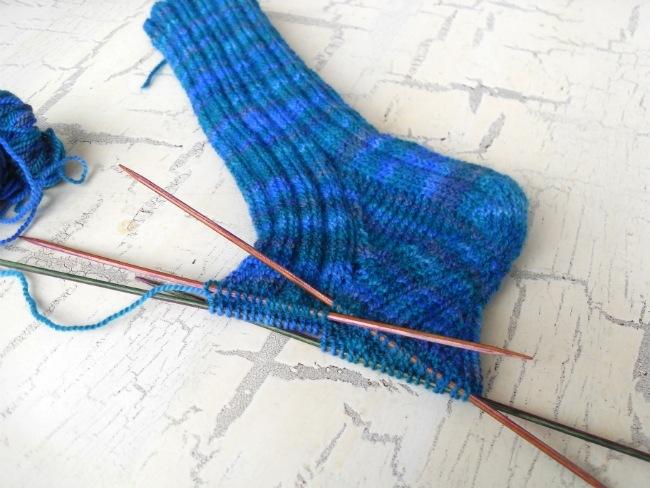 Archshaped socks