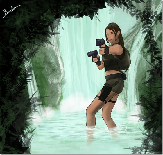 Lara Croft (258)