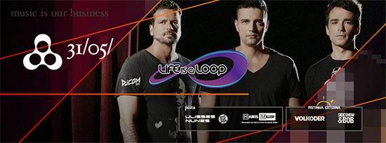 Life is a Loop é atração do sábado, dia 31, na Anzu Club em Itu