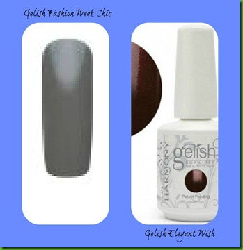 Gelish Collage