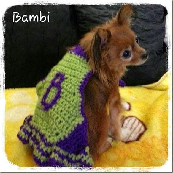 Bambi by Yukiko