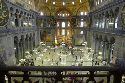 Hagia Sophia overview