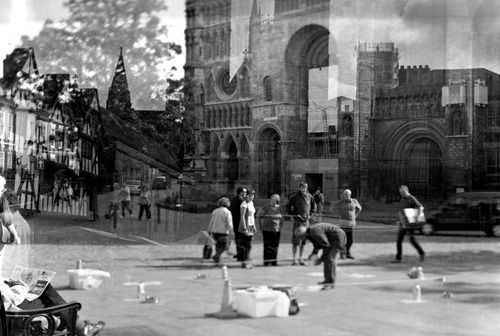 Lincoln-Cathedral-(4x5-double-exp)