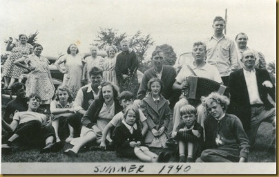 4 kellmann family summer 1940
