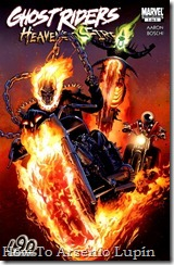 P00005 - Ghost Riders - Heavens on Fire #5