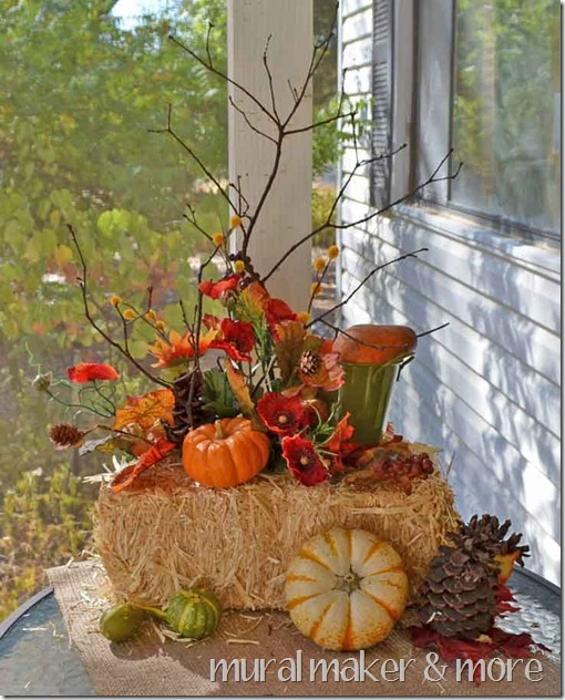 Simple Fall Decor Just Paint It Blog