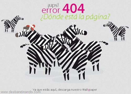 pagina de erro 404 divertidas diferentes interessantes desbaratinando (15)