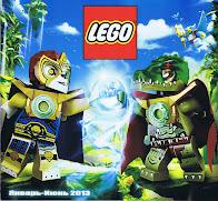 Русский каталог LEGO за первое полугодие 2013 года