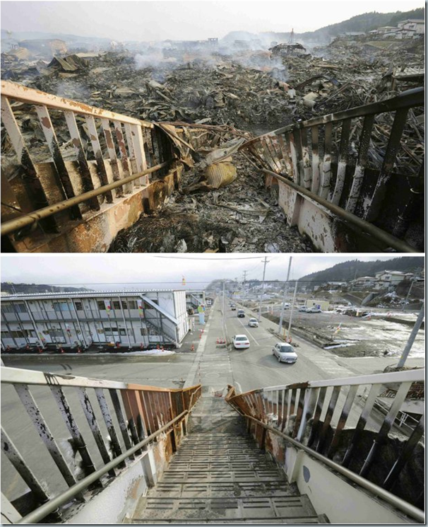 Tsunami  One year later Photos   Tsunami  One year later Pictures - Yahoo! News-134906