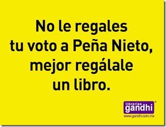 Imagenes y fotos graciosas de Enrique Peña Nieto Gandhi13