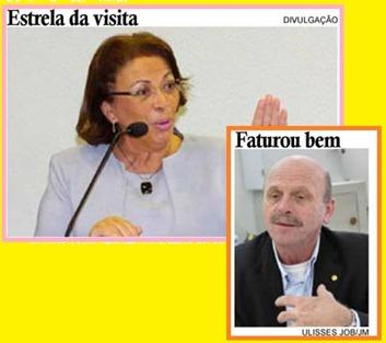 Politicos catarinenses e a BR101