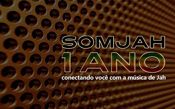 wallpaper 1 ano radio reggae somjah