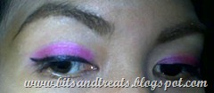 urban decay junk show eotd, bitsandtreats