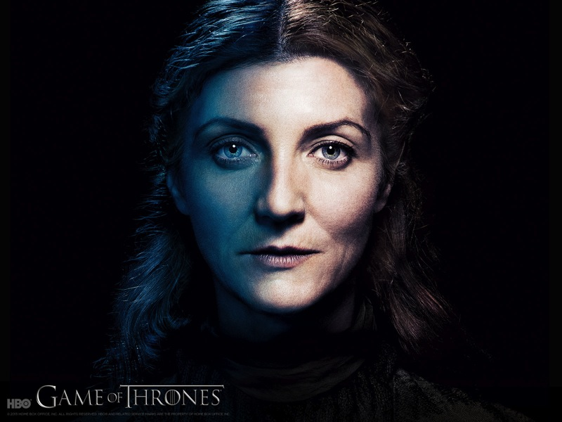 Game of Thrones season 3 wallpaper Catelyn